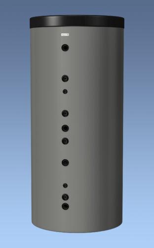Hajdu Aquastic 500 puffertartály szigetelés