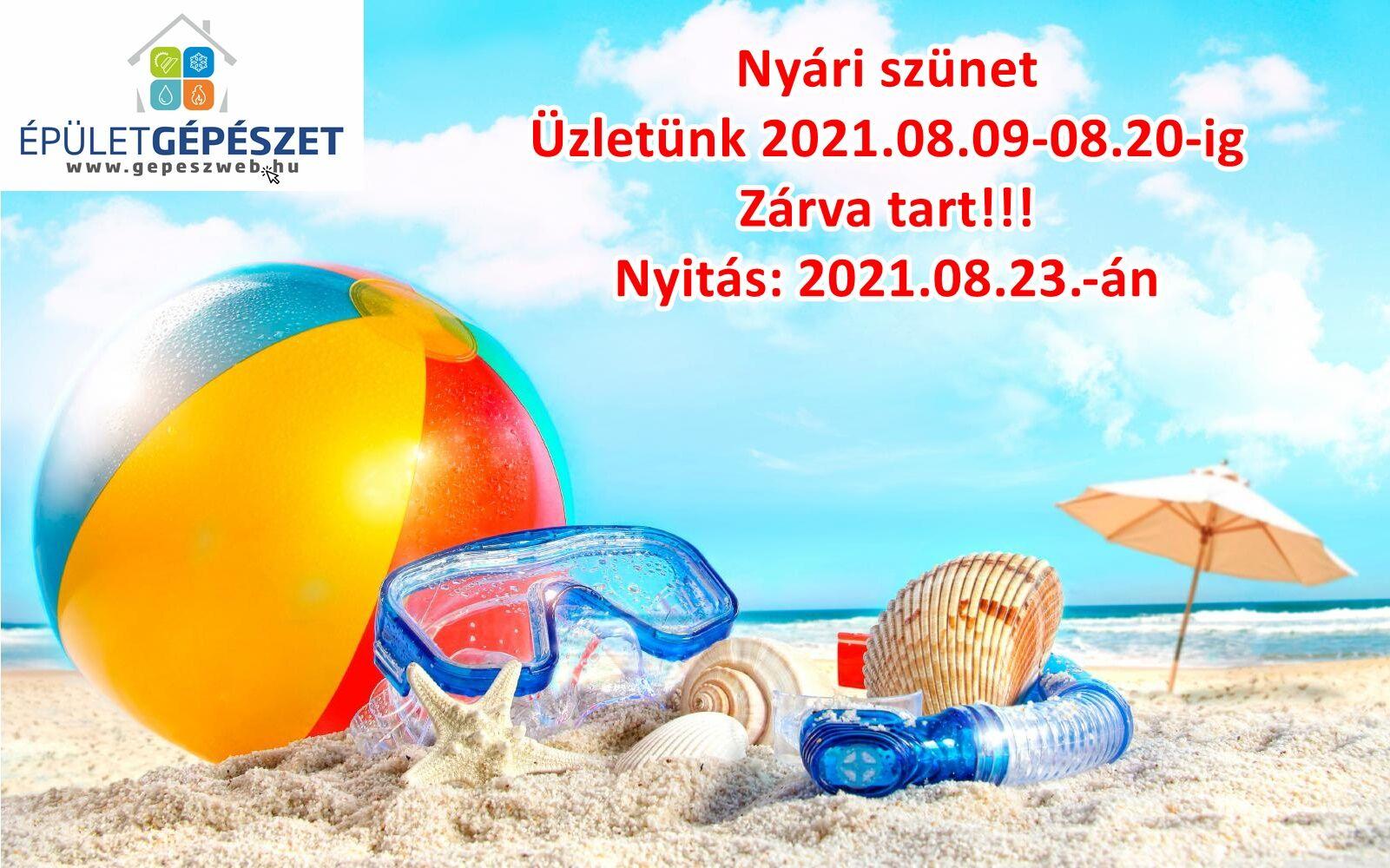 2021 Nyár