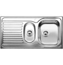 BLANCO TIPO 6 S Basic rozsdamentes acél mosogatótálca, fényezett (512300)