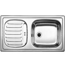 BLANCO FLEX Mini rozsdamentes acél mosogatótálca, szövetmintás (512032)