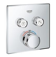 Grohe SmartControl termosztátos színkészlet  falsík alatti szereléshez 29124000