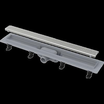 Alcaplast APZ9/Simple műanyag zuhanyfolyóka fém szita ráccsal (550 mm)