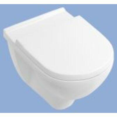 Alföldi Mollis mélyöblítésű fali WC, CleanFlush - perem nélküli (4V99 R0 01)