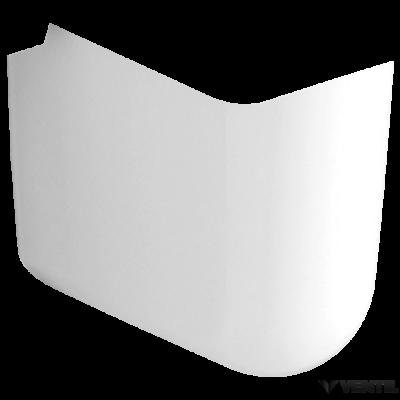 Alföldi Liner 7228 L1 01 szifontakaró (fehér színben)
