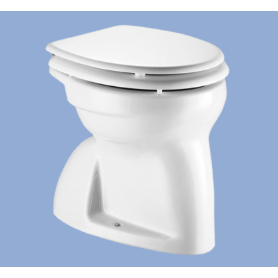 Alföldi Bázis laposöblítésű, alsó kifolyású GYEREK WC (4004 00)
