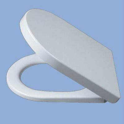 Alföldi Liner 9M23 S1 01 WC-ülőke, Soft Closing és Quick Release funkcióval