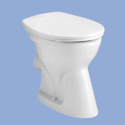 Alföldi Bázis mélyöblítésű WC, hátsó kifolyású (4031 00 01)
