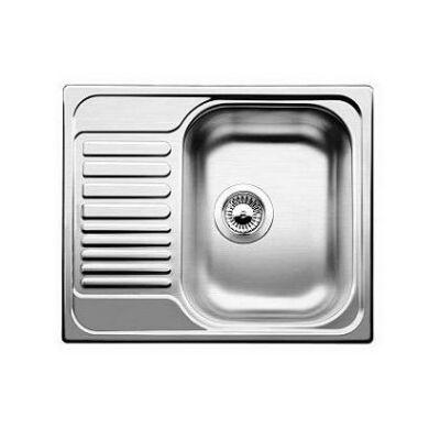 BLANCO TIPO 45 S Mini rozsdamentes acél mosogatótálca, szövetmintás (516525)