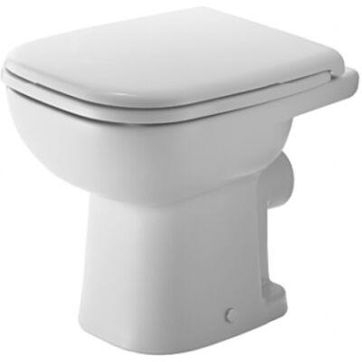 Duravit D-Code mélyöblítésű WC (hátsó kifolyású) 210809