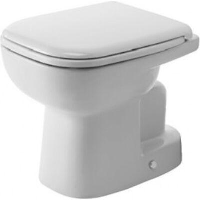 Duravit D-Code mélyöblítésű álló WC (alsó kifolyású) 211001