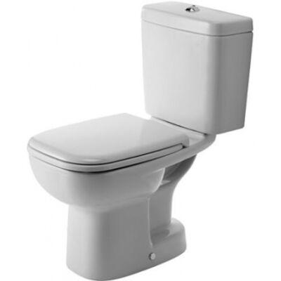 Duravit D-Code mélyöblítésű monoblokkos WC (alsós) 211101