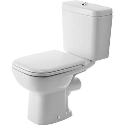 Duravit D-Code mélyöblítésű monoblokkos WC (hátsós) 211109