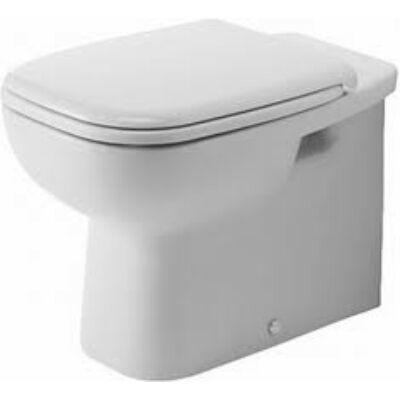 Duravit D-Code mélyöblítésű álló WC 211509