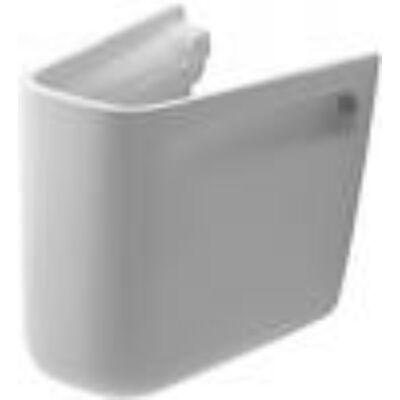 Duravit D-Code szifontakaró  65/60/55 cm mosdókhoz, fehér színben 085718