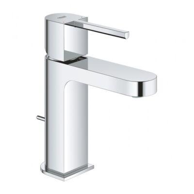 Grohe Plus egykaros mosdó csaptelep S-méret, húzórudas leeresztővel (32612003)