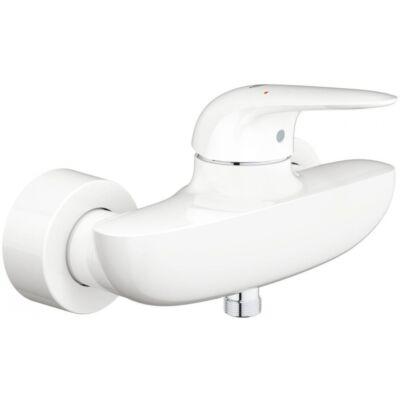 GROHE Eurostyle (2015) egykaros zuhany csaptelep, fehér 23722LS3