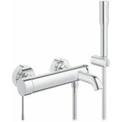 GROHE Essence New egykaros kádcsaptelep zuhanyszettel 33628001