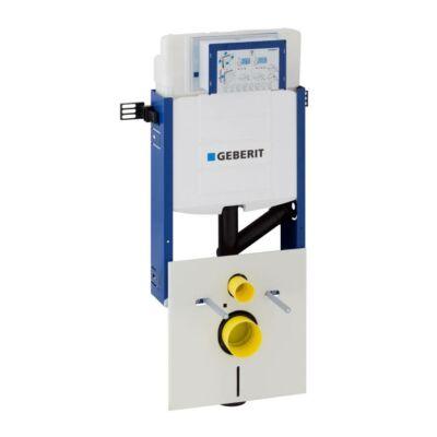 Geberit Kombifix fali WC szerelőelem, 108 cm, Sigma 12 cm-es öblítőtartállyal, szagelszívási lehetőséggel (110.367.00.5)