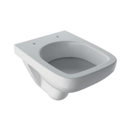 Geberit Selnova Compact szögletes fali mélyöblítésű WC - rövidített kivitel - 500.263.01.1 (M33104000)