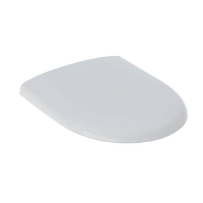 Geberit Smyle WC ülőke, duroplast, lecsapódásgátlós, felső rögzítésű - wrap over (500.232.01.1)