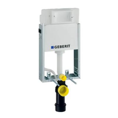 Geberit Kombifix Basic fali WC szerelőelem, 108 cm, Delta 12-es öblítőtartállyal (110.100.00.1)