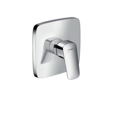 HANSGROHE Logis egykaros zuhanycsaptelep színkészlet (71605000)