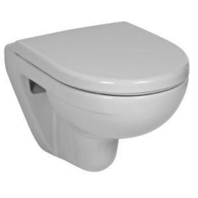 JIKA Lyra Plus mélyöblítésű fali WC, rövidített Compact változat, fehér színben (8233820000001)