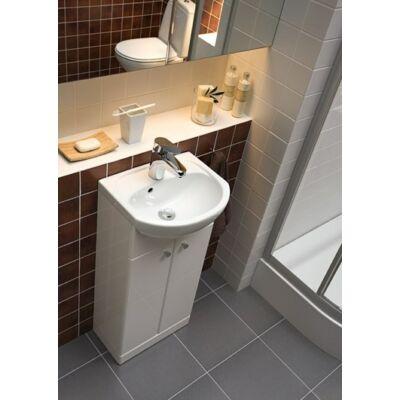 KOLO Idol Solo fürdőszobai kézmosó 40 cm, alsó szekrénnyel 79001000
