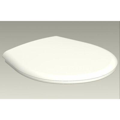 KOLO Idol WC ülőke Termoplaszt, műanyag zsanérral 10131000