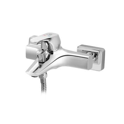Mofém Flow kádtöltő csaptelep, zuhanyszett nélkül (51.121.28.00)