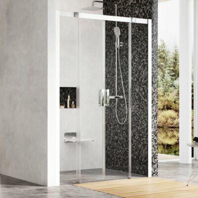 Ravak Matrix MSD4 csúsztatható, négyrészes zuhanyajtók