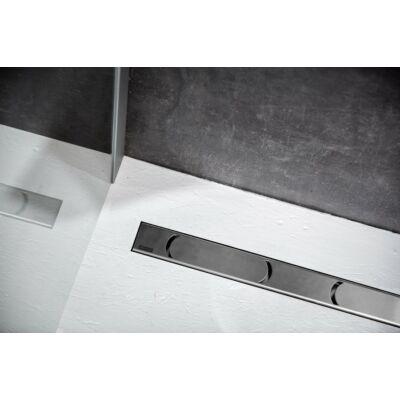 Ravak OZ Chrome rozsdamentes acél zuhanyfolyókák (térbe)