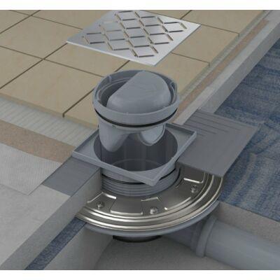 Ravak SN501 padlóösszefolyóhoz beömlő öntapadó vízszigetelés X01572