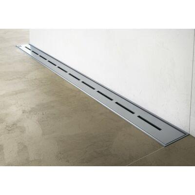 Ravak OZW Runway rozsdamentes acél zuhanyfolyókák (fali)