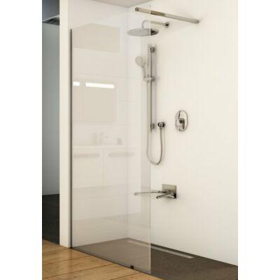 Ravak Walk - In Wall zuhanykabinok - egy fix oldalfal egy bejárattal