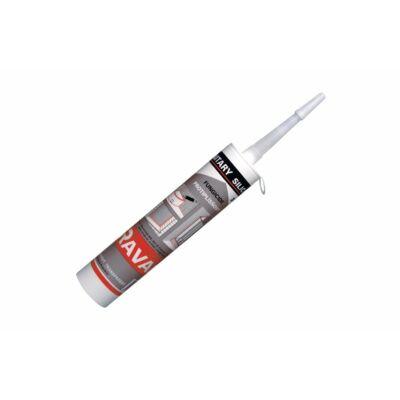 Ravak Professional szilikonos tömítő 310ml átlátszó (X01201)