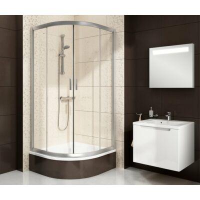 Ravak Blix BLCP4 SABINA negyedköríves, négyrészes, alacsonyított tolóajtós zuhanykabinok