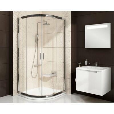 Ravak Blix BLCP4 négyrészes, elcsúsztatható negyedköríves zuhanykabinok