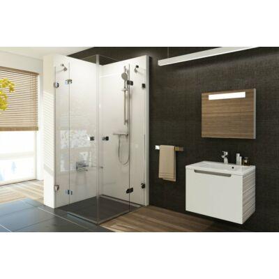Ravak Brilliant BSRV4 négyrészes, sarokbelépős zuhanykabinok