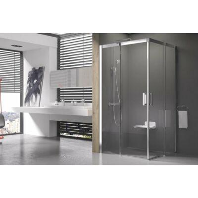 Ravak Matrix MSRV4 négyrészes, sarokbelépős zuhanykabinok