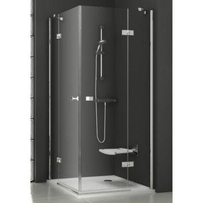 Ravak SmartLine SMSRV4 - négyrészes, sarokbelépős zuhanykabinok