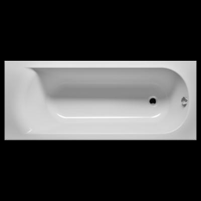Riho MIAMI hagyományos,  egyenes akril  kádak
