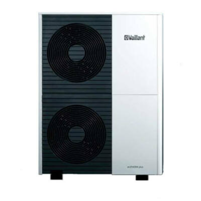 Vaillant aroTHERM plus VWL 55/6 A 230V 5,4 kW levegő-víz hőszivattyú aktív hűtéssel (monoblokk R290) 0010023442