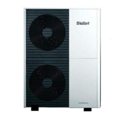 Vaillant aroTHERM plus VWL 125/6 A 400V 12,2 kW levegő-víz hőszivattyú aktív hűtéssel (monoblokk R290) 0010023447