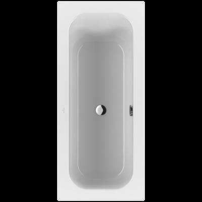 Villeroy & Boch Loop & Friends, Duo fürdőkádak szögletes belső formával