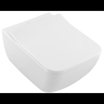 Villeroy & Boch Venticello Kombipack (perem nélküli fali WC, lecsapódásgátl. ülőke)4611RL01